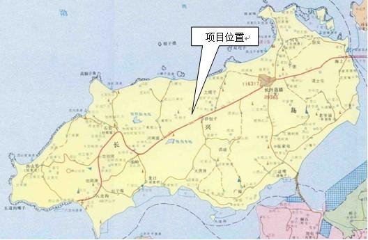 深圳到大连地图